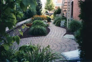 hardscape design in Northampton PA