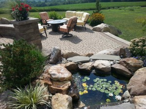 Artistic Hardscapes in Lehigh Valley