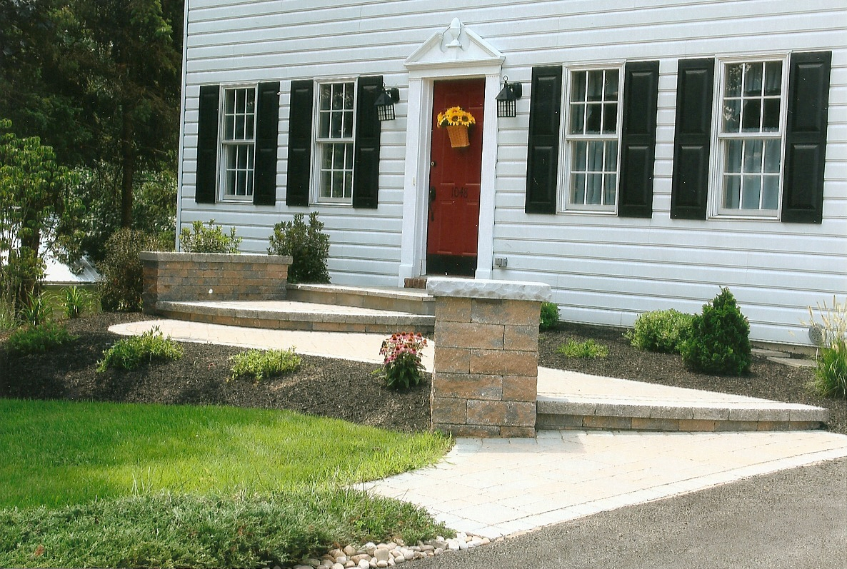 Lehigh Valley Hardscapes Inc. - Patio, Outdoor Patio, Backyard Hardsacpe, Hardscape Ideas, Lehigh Valley Landscaping, Walkways